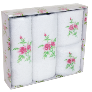 Boxed Towel Gift Set