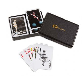 Set #2 of Boxed Playing Cards (2 decks)