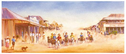 Billygoat Races