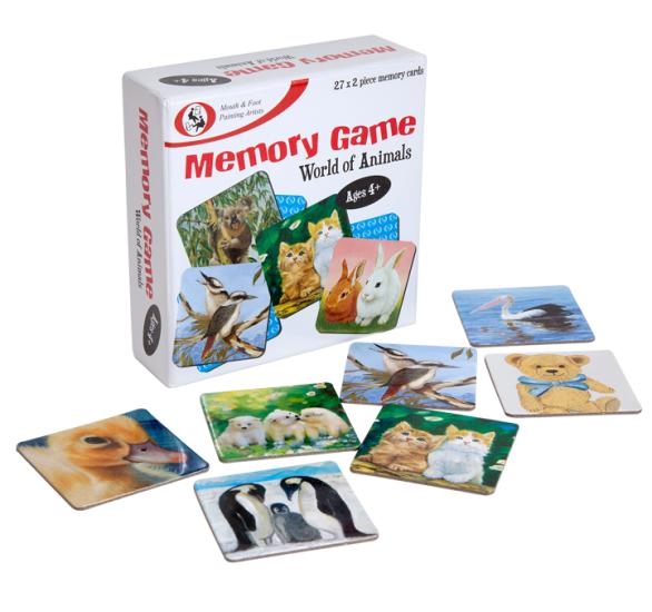 Children' Memory Game