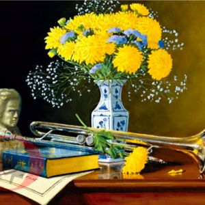 Symphony in Oils