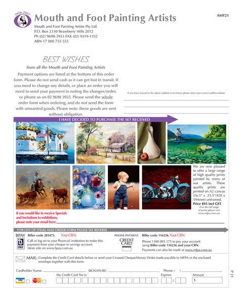2021 MFPA Autumn Mailing